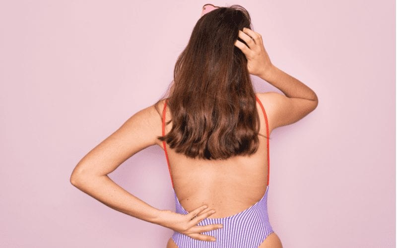 Blunt Cut Healthy Waves as an image for a piece on long haircuts for women